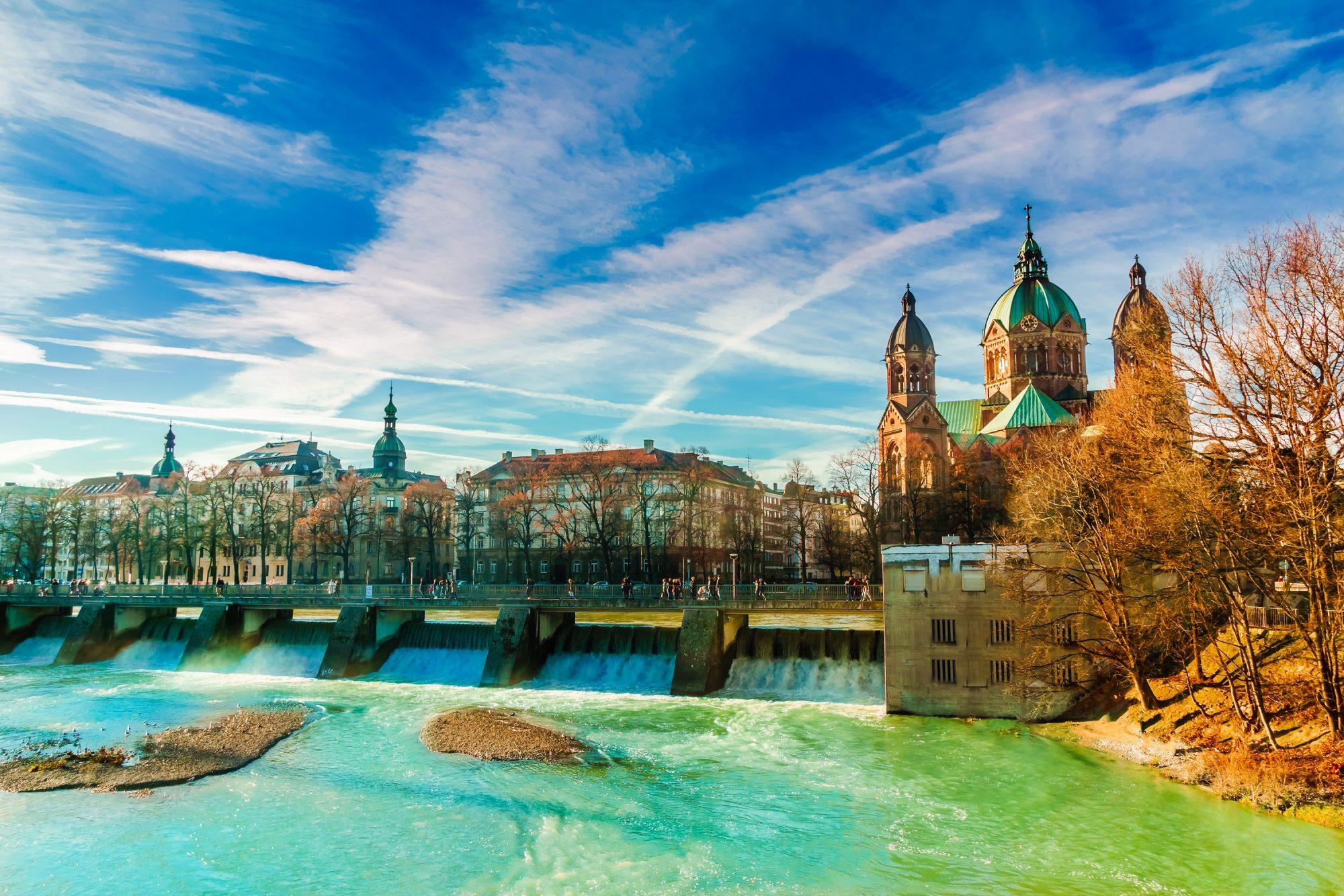 Cours d'allemand à Munich
