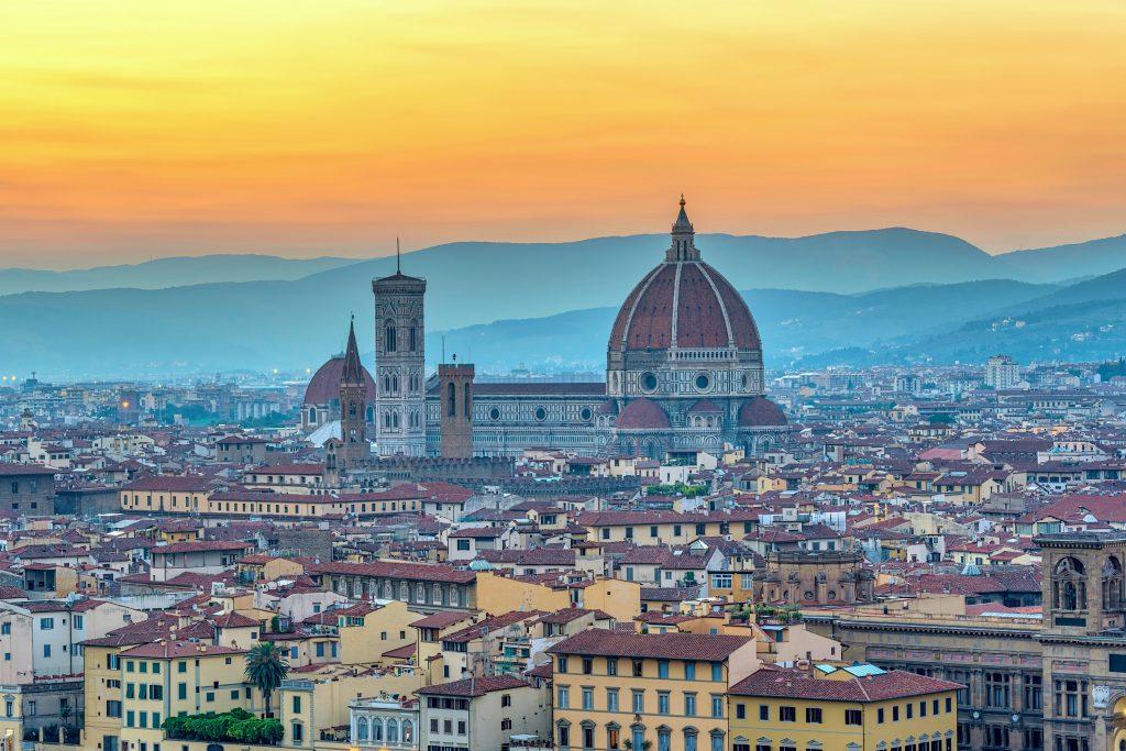 cours d'italien à florence