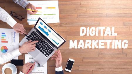Digital marketing à Londres