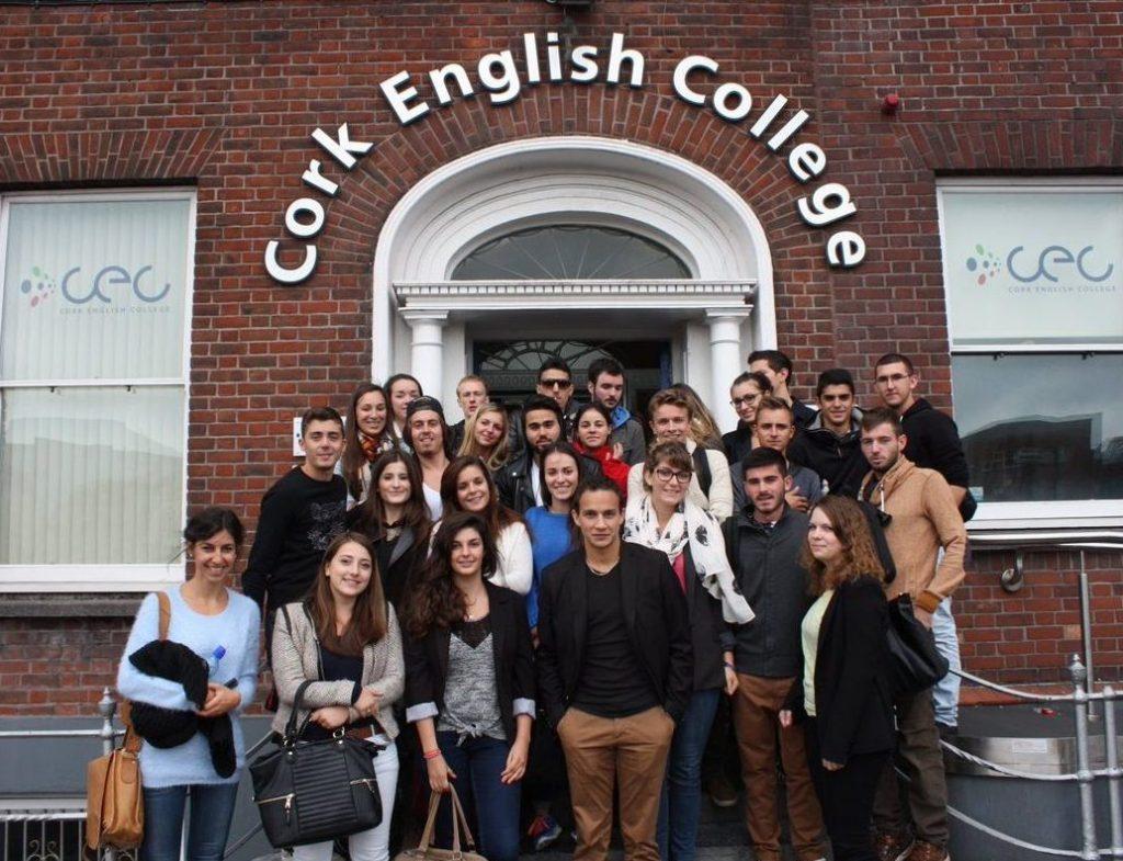 Séjour linguistique Cork