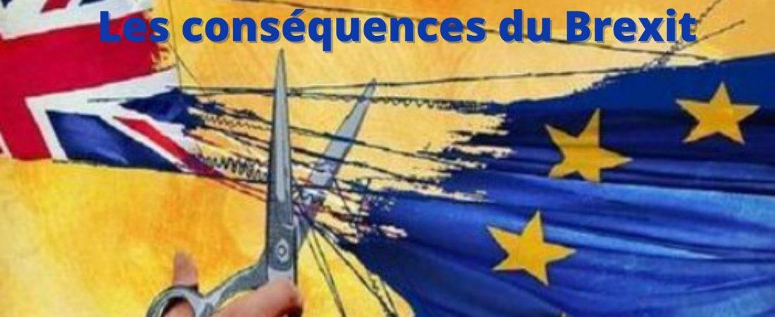 les conséquences du Brexit