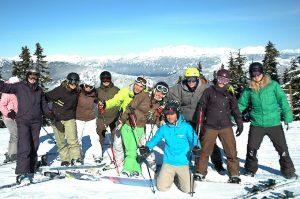 Tamwood Whistler ski