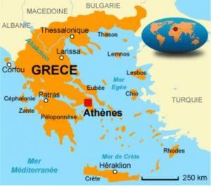 Travail en Grèce