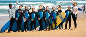 anglais et surf